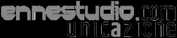 Enneplus - Ennestudio Logo black
